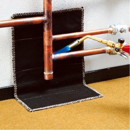 Material de protectie contra flacarii 330x500 mm [1]