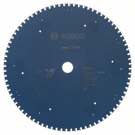 Panza de ferastrau circular Expert for Steel 305x25,4x2,6mm, 80 [0]