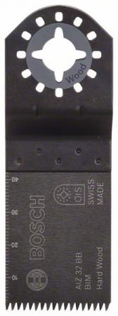 Panza de ferastrau penetranta BIM AIZ 32 BSPB Hard Wood 50x32mm [0]