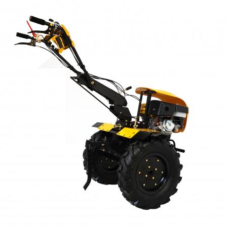 ProGARDEN HS1100-16 motocultor 16CP, 2+1, roti 6.00-12, far, benzina [Campo 1603] [1]