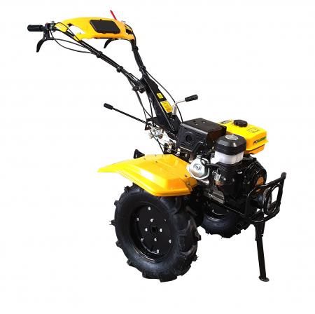 ProGARDEN PRO 15D motocultor 15CP, 3+1, diferential, roti 5.00-12, far, benzina [Campo 1554] [2]