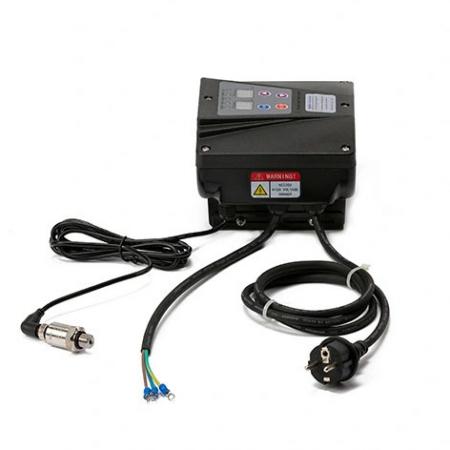 ProGARDEN VFA-10T Controler VFD 20-50Hz, 2.2kW, 3x380V-in, 3x220V-out, compact, LED [2]