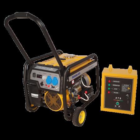 Stager FD 3600E+ATS generator open-frame 2.8kW, monofazat, benzina, automatizare [1]