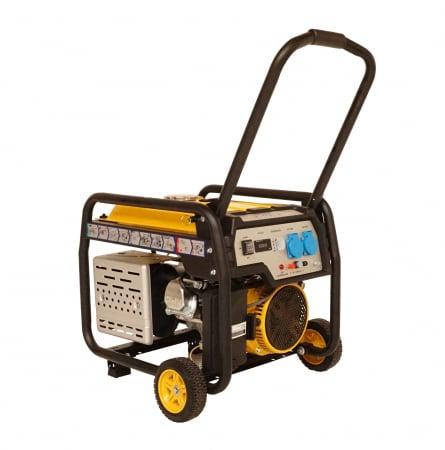Stager FD 3600E generator open-frame 2.8kW, monofazat, benzina, pornire electrica [2]