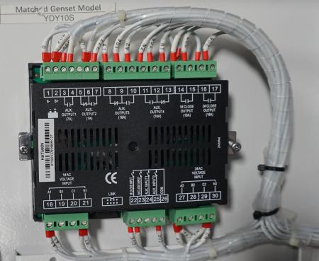 Stager YA20063F12S automatizare monofazata 63A1