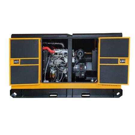 Stager YDY61S3 Generator insonorizat diesel trifazat 55kVA, 79A, 1500rpm [0]