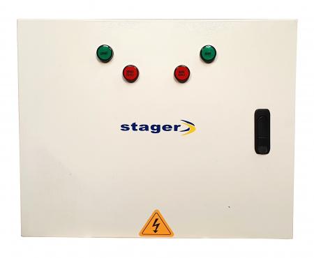 Stager YN20063F12 automatizare monofazata 63A, 12Vcc [1]