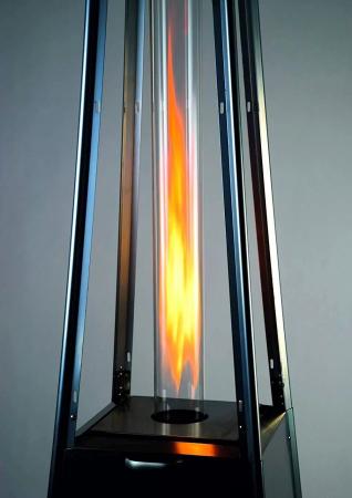 Tub Sticla pentru incalzitor terasa - H1501A1
