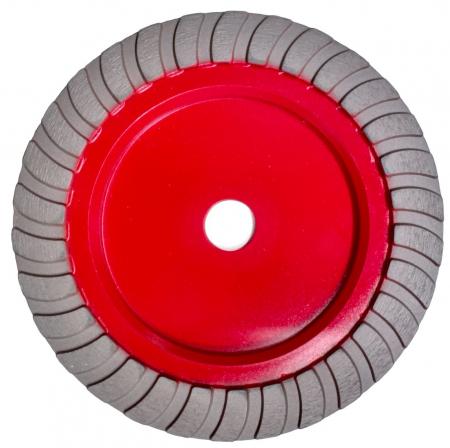 Tudee 125x22.2mm, Disc diamantat slefuire beton dur [0]
