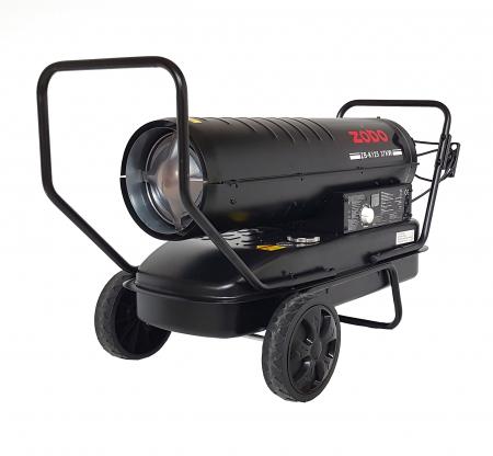 Zobo ZB-K125 Tun de aer cald, ardere directa, 37kW [1]