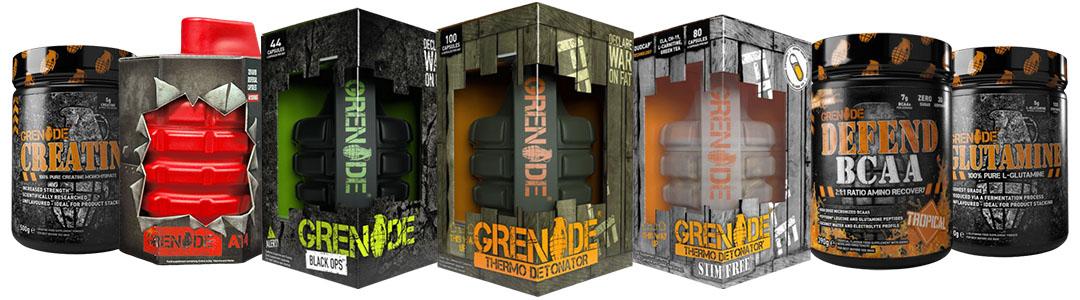 Grenade Nutrition