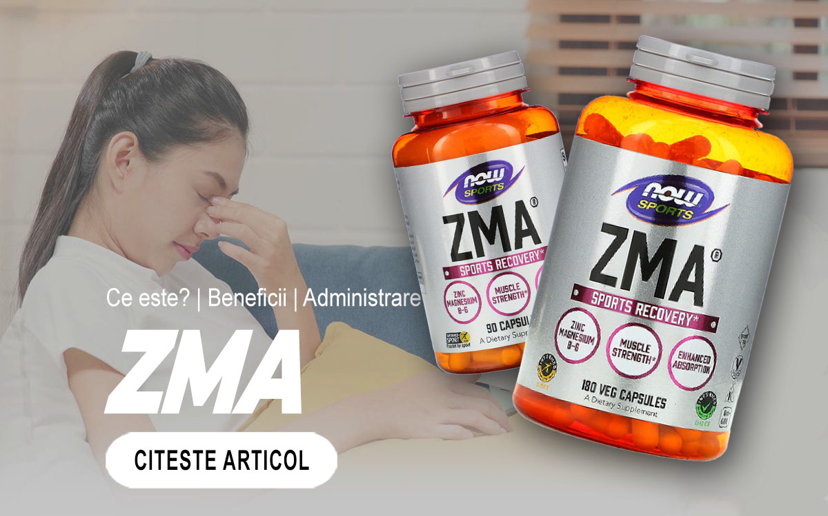 ZMA - Tot ce trebuie sa stii despre acest supliment