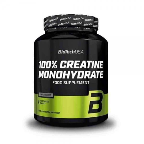 100% Creatina monohidrata, BioTech USA, 1000g [0]