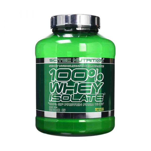 Scitec Nutrition 100% Whey Isolate 2000g [0]