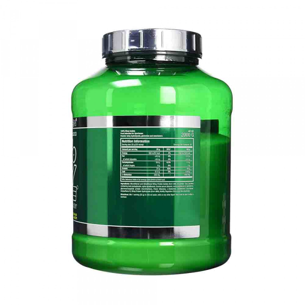 Scitec Nutrition 100% Whey Isolate 2000g [2]