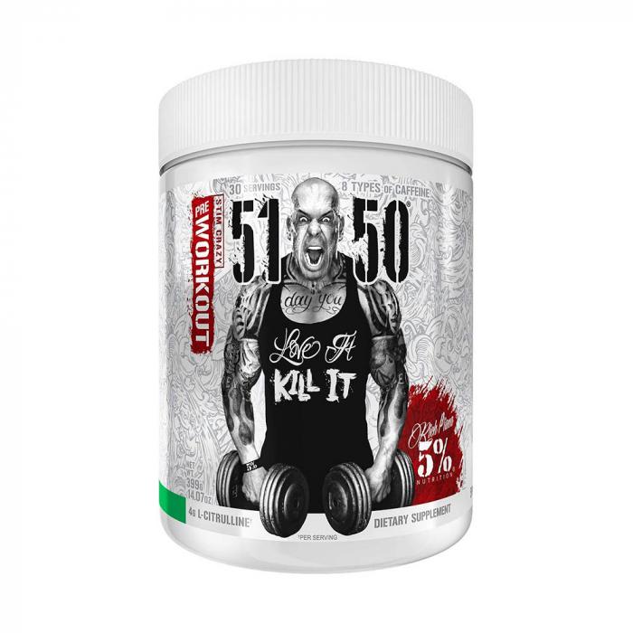 5150 Legendary Series Pre-workout, Rich Piana Nutrition, 372g [0]