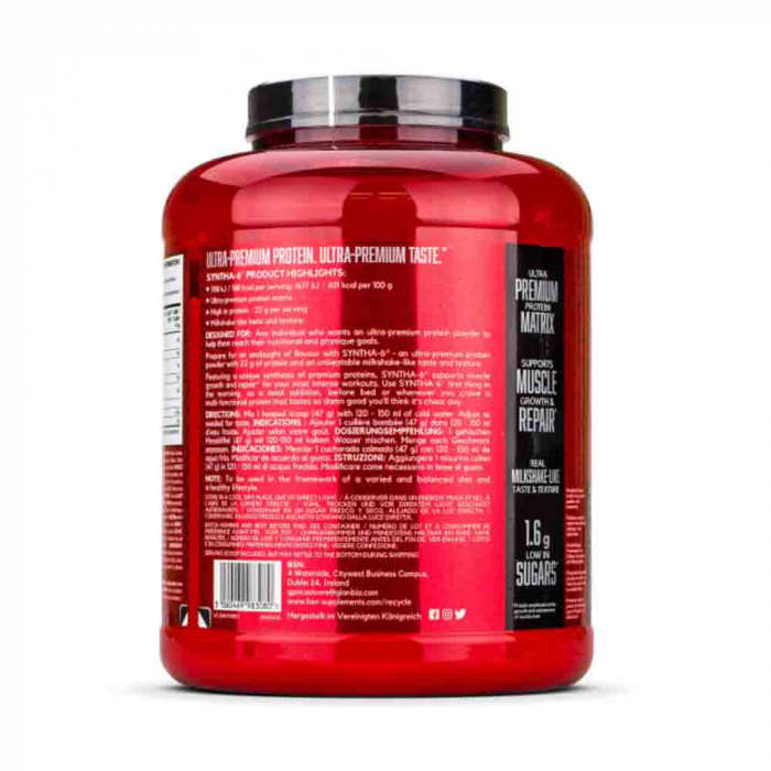 BSN Nutrition Syntha 6 Whey Protein [2]