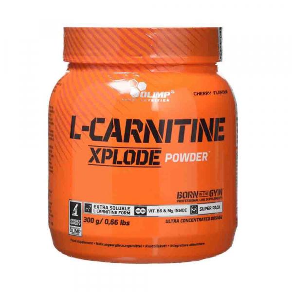 L-Carnitine Xplode Powder, Olimp Nutrition, 300g [0]