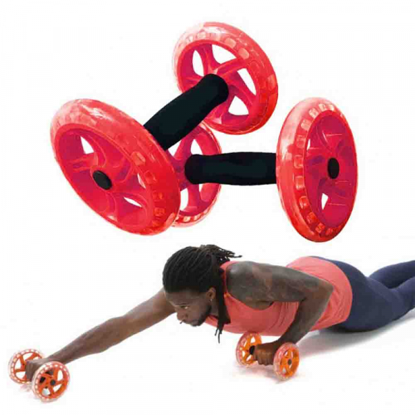 POWER SYSTEM-TWIN CORE AB WHEEL [5]