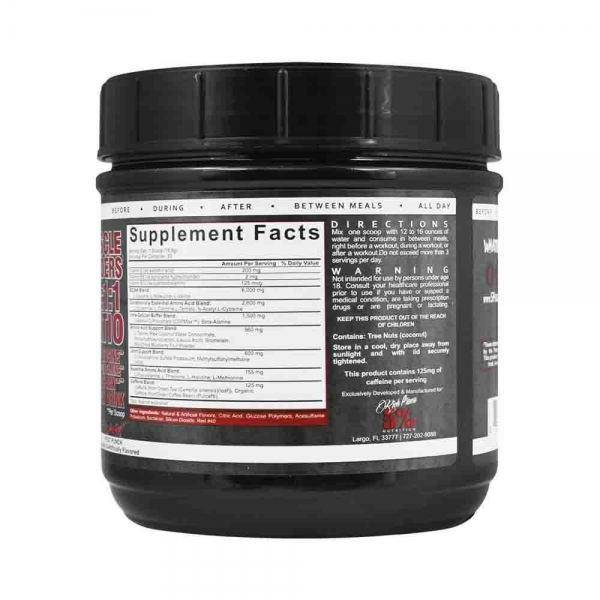 All day you may, Rich Piana Nutrition, 465g [1]