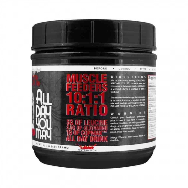 All day you may, Rich Piana Nutrition, 465g [2]