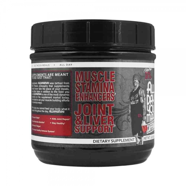 All day you may, Rich Piana Nutrition, 465g [3]