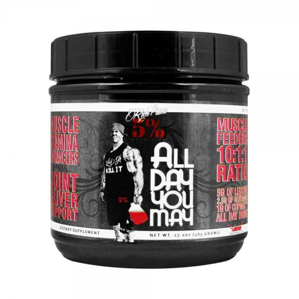 All day you may, Rich Piana Nutrition, 465g [0]