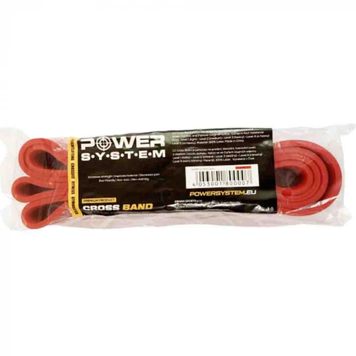 Banda elastica continua Cross Band, Power System, Cod: 4051 [1]