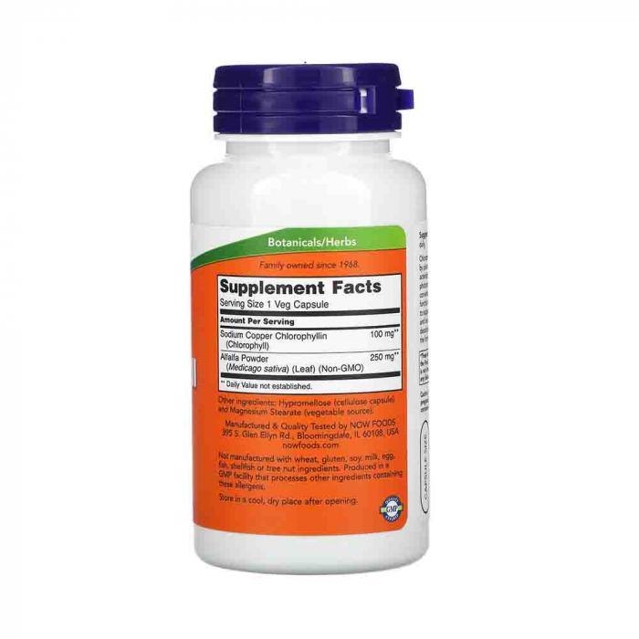 chlorophyll-clorofila-100mg-now-foods [1]