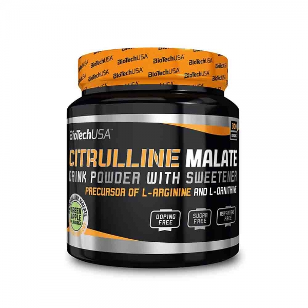 Citruline Malate, BioTech USA, 300g [1]