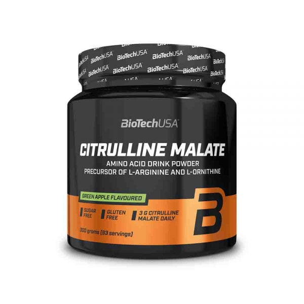 Citruline Malate, BioTech USA, 300g [0]