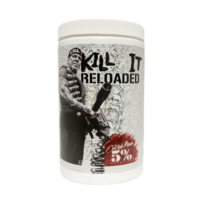 Kill It Reloaded, Legendary Series, Rich Piana Nutrition, 512g [3]