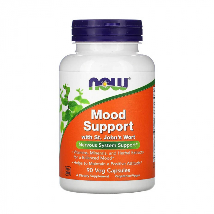 Mood Support with St. John's Wort, Now Foods, 90 capsule [0]