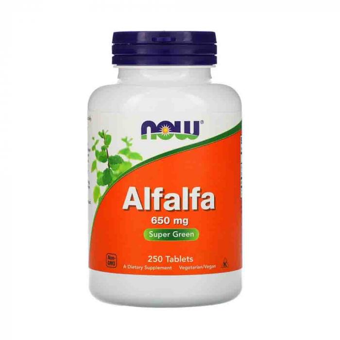 alfalfa-650mg-now-foods [0]