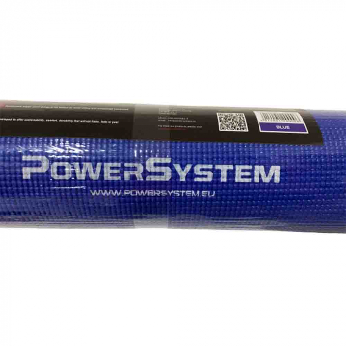 Saltea exercitii YOGA MAT, Power System, Cod: 4014 [2]