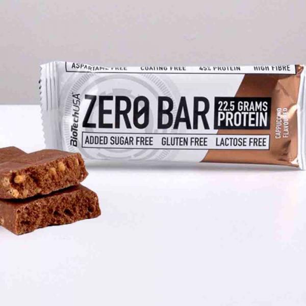 Zero Bar Protein, BioTech USA, 20x50g [1]