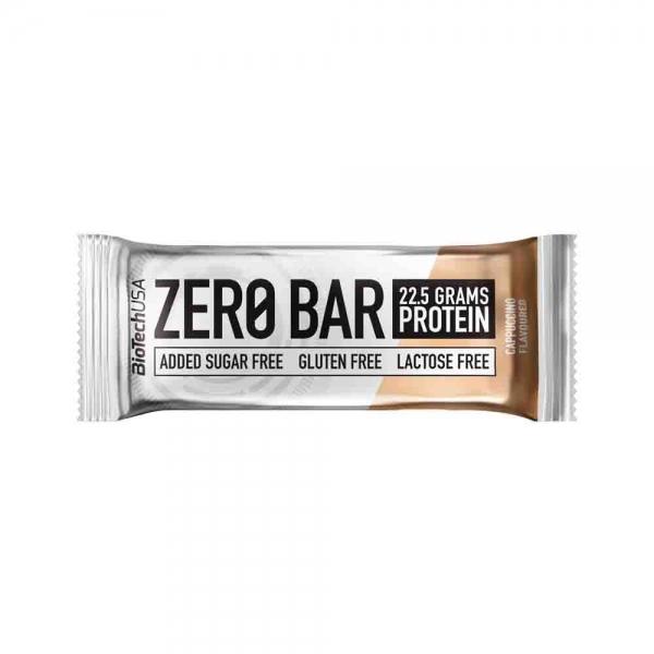 Zero Bar Protein, BioTech USA, 20x50g [3]