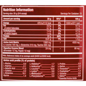 Scitec Nutrition 100% Whey Protein Professional [3]