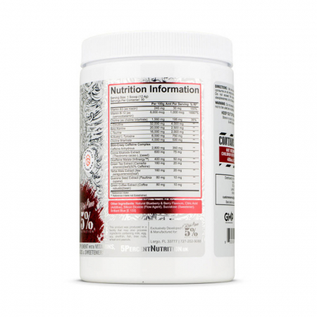5150 Legendary Series Pre-workout, Rich Piana Nutrition, 372g [2]