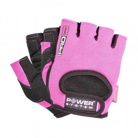 Manusi Fitness pentru Femei PRO Grip, Power System Cod: 2250 [0]