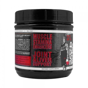 All day you may, Rich Piana Nutrition, 465g [4]
