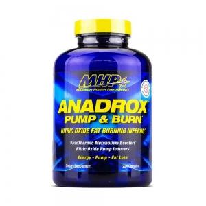 Anadrox Pump & Burn, MHP, 112 capsule [0]