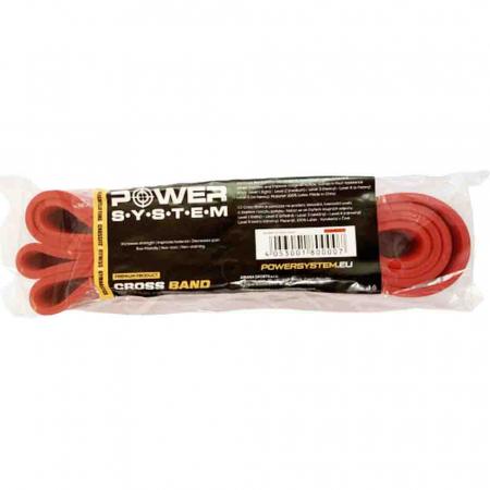 Banda elastica continua Cross Band, Power System, Cod: 4051 [6]