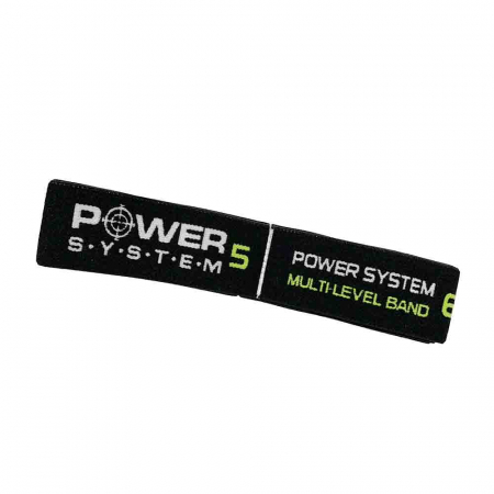 POWER SYSTEM-MULTILEVEL RESISTANCE BAND [6]