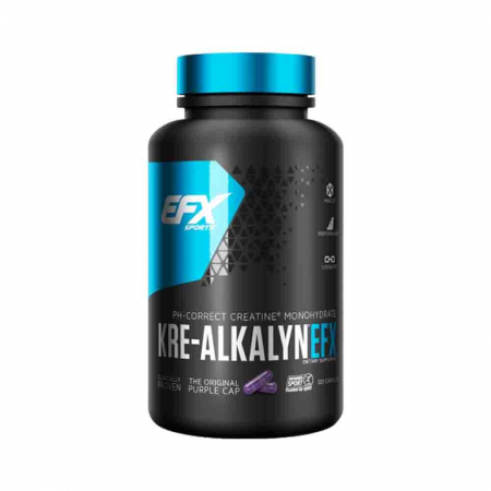 Kre-Alkalyn, Creatina Alcalina, EFX, 120 capsule