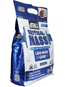 Critical Mass Gainer, Applied Nutrition [1]