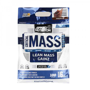 Critical Mass Gainer, Applied Nutrition [0]