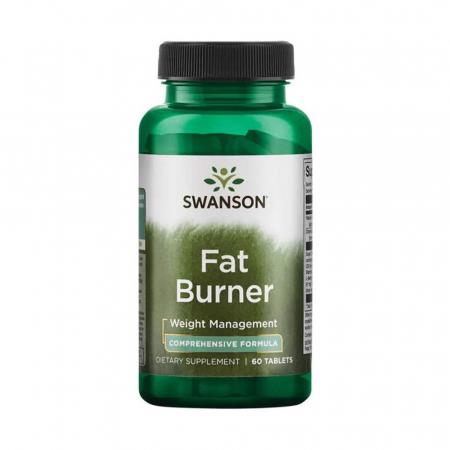 Diet Fat Burner (Comprehensive Formula), Swanson, 60 tablete SWD006
