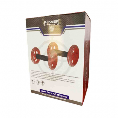 POWER SYSTEM-TWIN CORE AB WHEEL [6]