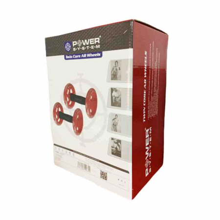 POWER SYSTEM-TWIN CORE AB WHEEL [4]